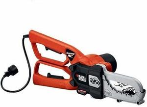 1. BLACK+DECKER Lopper Chain Saw, (LP1000)