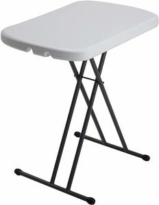 1. LIFETIME 80251 Adjustable Folding Laptop Table