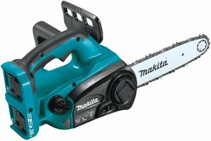 10. Makita XCU02Z 18V Lithium-Ion 12 Chain Saw