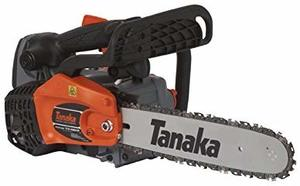 11. Tanaka TCS33EDTP14 32.2cc Top Handle Chain Saw