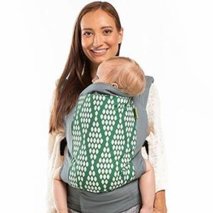 2 Boba Baby Carrier Organic Verde, Classic 4G
