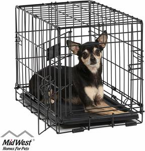 2. MidWest Homes for Pets Dog Crate