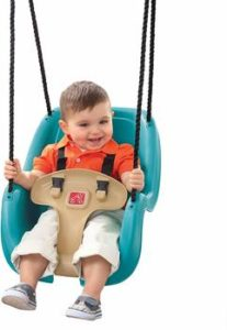 2. Step2 Infant Toddler Swing Seat, Turquoise