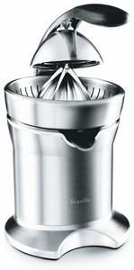 4. Breville 800CPXL Stainless-Steel Citrus Press