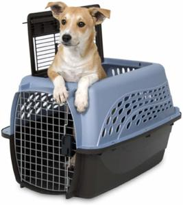 4. Petmate Two Door Top Load kennel