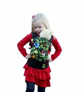 5 Boba Mini Doll Carrier, Tweet