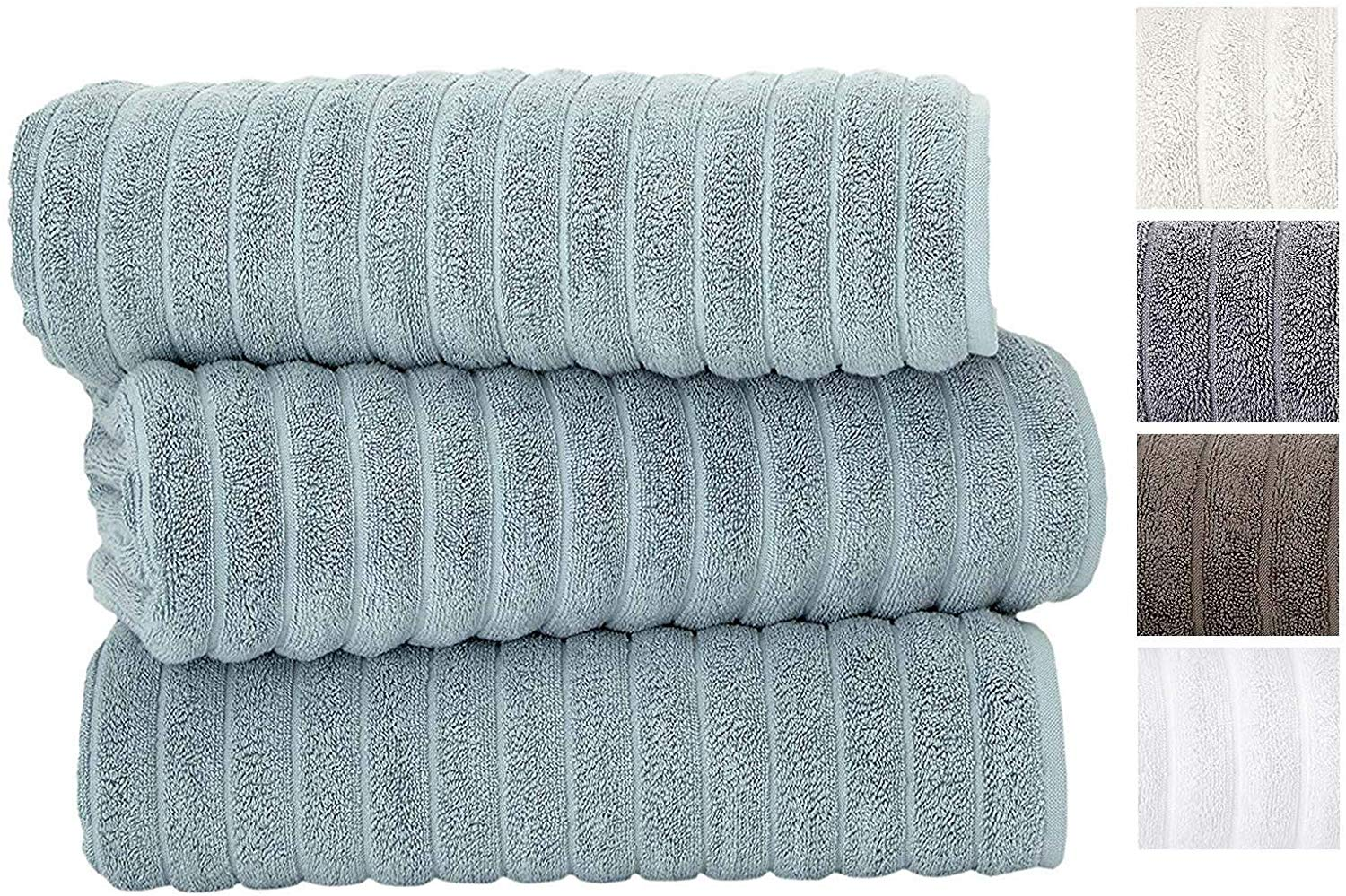 Top 10 Best Bath Sheets in 2021 Reviews