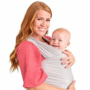 6 WeeSprout Baby Wrap Carrier
