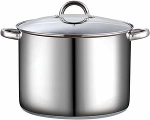 7. Cook N Home 16 Quart Stockpot with Lid