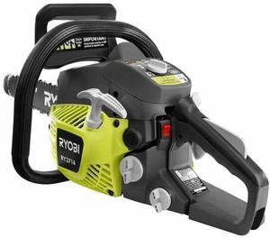 7. Ryobi NEW 14 in. 37cc 2-Cycle Gas Chainsaw