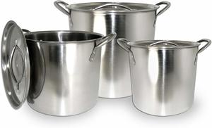 8. ExcelSteel 570 Stainless Steel Stockpot