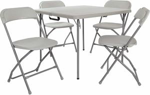 8. Office Star Table And Chair Set