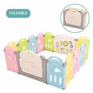 Fortella Cloud Castle Playpen