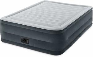 1. Intex Comfort Plush Elevated Dura-Beam Airbed