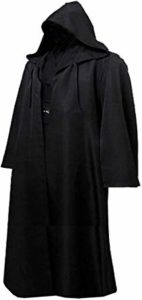 #2. GOLDSTITCH Tunic Hooded Robe for Men