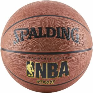 2. Spalding NBA Outdoor Street Basketball
