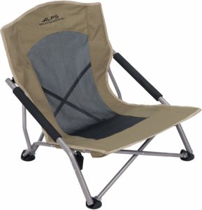 #3. ALPS Mountaineering Rendezvous Portable Folding Camp Chair