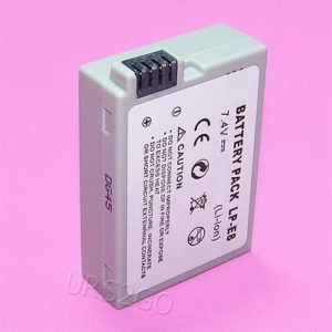 3. [Upgrade] Long Lasting 1360mAh Li_ion Battery for LP-E8 Canon EOS 600D