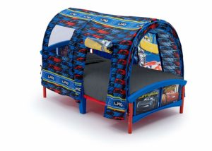 5. Delta Children Toddler Tent Bed