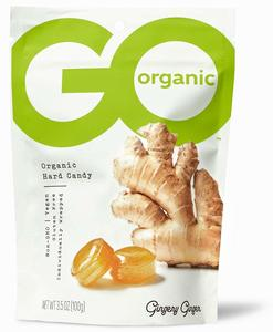 7. GoOrganic Organic Hard Candies (Pack of 6)