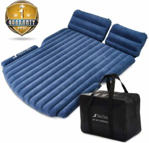 7. RikkiTikki SUV Air Mattress - Inflatable Car Mattress