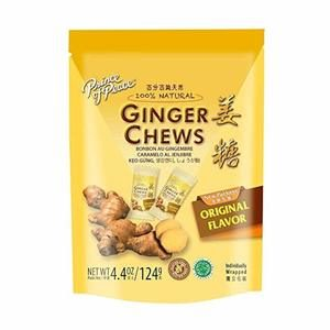 8. Prince of Peace 100% Natural Ginger Candy