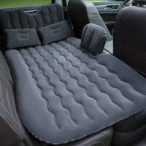 9. Onirii Car Inflatable Air Mattress, Back Seat Pump