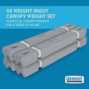 9. US Weight The Ingot Canopy Weight