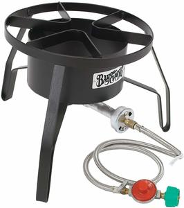 1. Bayou Classic High Pressure Cooker, 10 psi SP10 Cooker