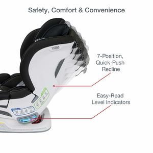 1. Britax Boulevard ClickTight Convertible Car Seat