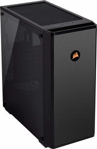 #1. Corsair Carbide Series Tempered Glass Mid-Tower 175R RGB ATX Case