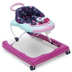 10. Delta Children First Exploration 2-in-1 Activity Walker