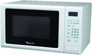 #10. Magic Chef 1.1 cu.ft. Countertop Oven 1000W Microwave with Push-Button