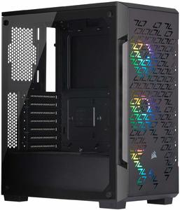 #11.Corsair iCUE 220T Tempered Glass RGB Airflow Mid-Tower Case