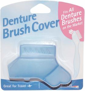2. Denture Brush Cover - Fits All Denture Brushes