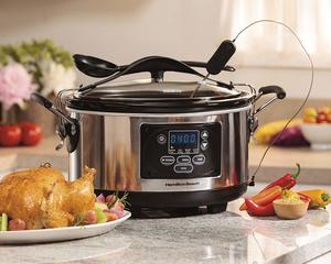 2. Hamilton Beach (33967A) Slow Cooker