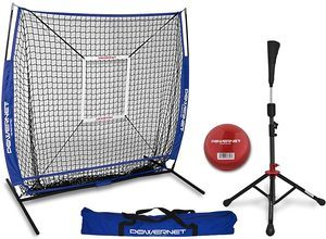2. PowerNet 5x5 Practice NetWeighted Training Ball Bundle