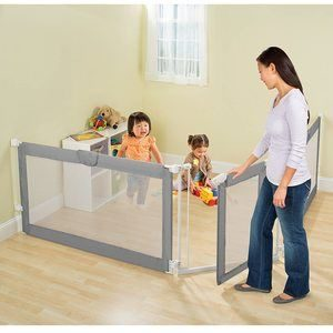 2. Summer Custom Fit Walk-Thru Extra Wide Baby Gate - Copy