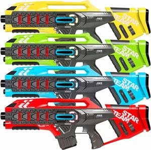 #4 Best Choice Products Infrared Laser Tag Toy