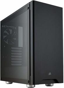 #4. CORSAIR CARBIDE 275R Black Mid-Tower Gaming Case