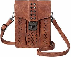 4. MINICAT Women RFID Blocking Crossbody Bags