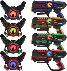 #5 ArmoGear Infrared Laser Tag Blasters