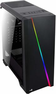 #6. AeroCool Cylon RGB Black Mid Tower