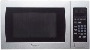 #6. Magic Chef 0.9 cu.ft. Countertop Oven 900W with Stainless Steel Front