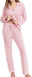 6. N NORA TWIPS Pajamas Set with Long Sleeve(1)