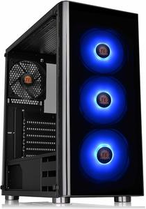#6. Thermaltake V200 RGB Edition Tempered Glass 1