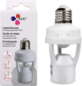 6. Toplimit Motion Sensor Light Socket