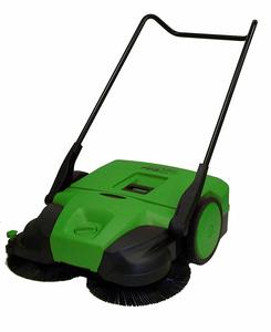 #8 Bissell Commercial BG477 Push Power Sweeper