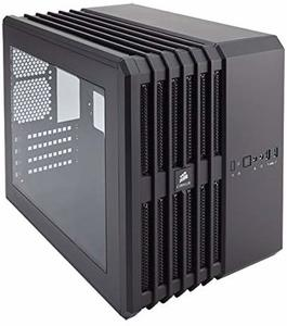 #8. CORSAIR Carbide AIR 240 Mini-ITX and Micro-ATX Black Case