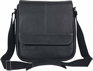 8. Kenneth Cole Reaction Leather Anti-Theft RFID Tablet Bag